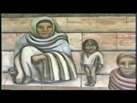 """David Alfaro Siqueiros - """"Mexico Today"""" - Move Mural to Santa Barbara"""