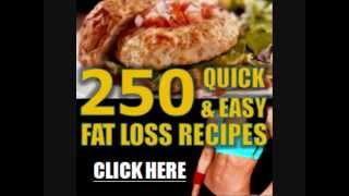 Quick and Easy Fat Burning Recipes