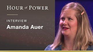 Bobby Schuller im Gespräch mit Amanda Auer