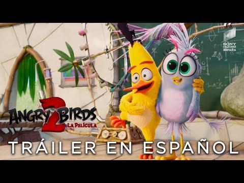 ANGRY BIRDS 2: LA PELÍCULA. Tráiler Final HD En Español. Ya En Cines.