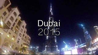 GoPro 4K - 2015 Dubai Trip (including Dubai International Motorshow)