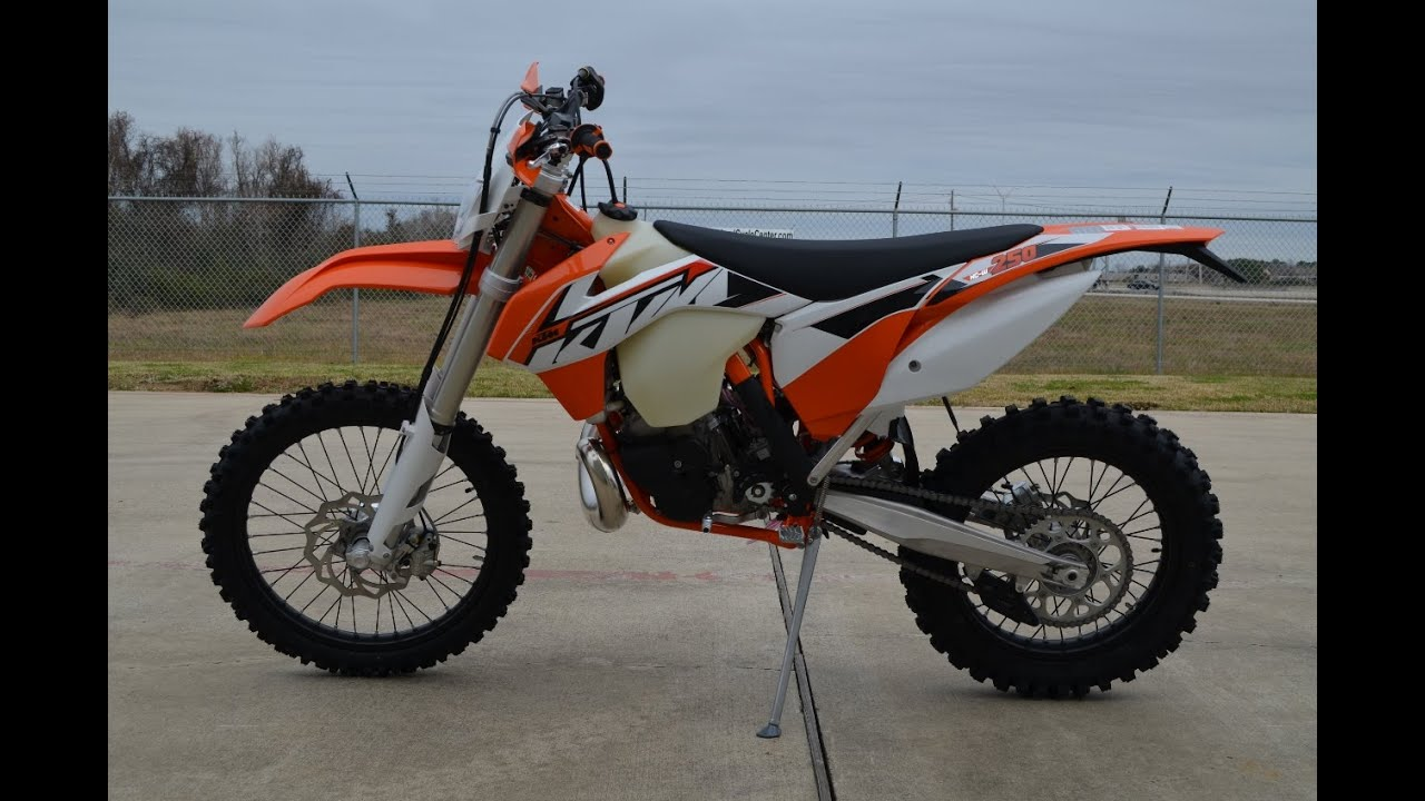 8 399  2015 Ktm 250 Xc W Overview And Review