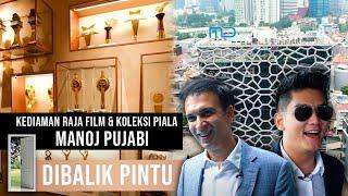 KEDIAMAN RAJA FILM INDONESIA! Beginilah Dibalik Layar! Manoj Punjabi #DibalikPintu