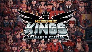 Mercenary Kings Reloaded Gameplay 2018 - Best Weapons to Stop an Insurgency!
