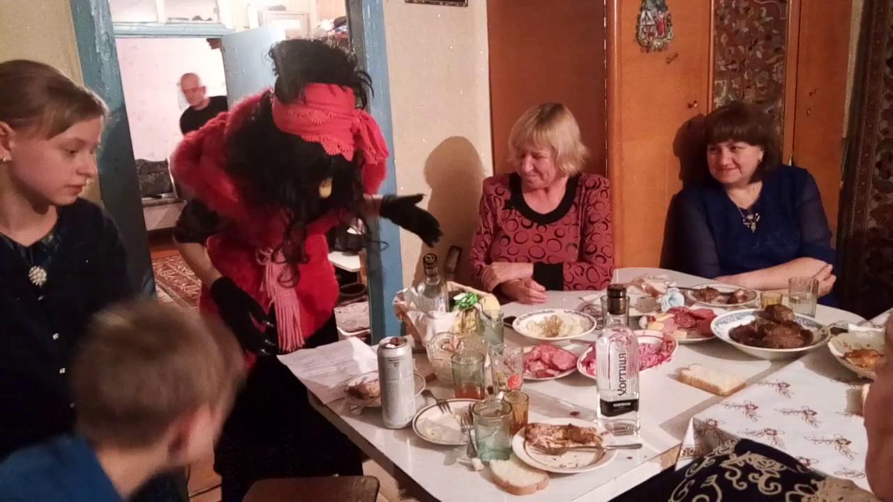 Сценки на юбилей поздравление от бабы яги на юбилей