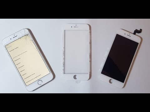 GLAS REPARATUR IPHONE 6 ZÜRICH
