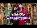 NYFW 2018 X ANNA SUI | E! VIP | E! News Asia