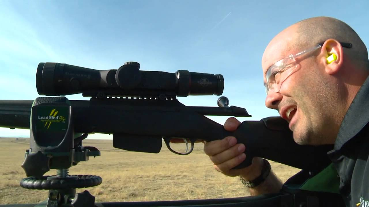 Image result for Burris Eliminator II Laser Rifle Scope 4-16x50 RCS
