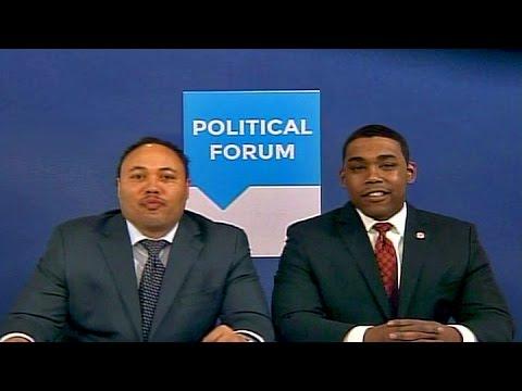 Rep. Arthur Turner | Political Forum on CAN TV