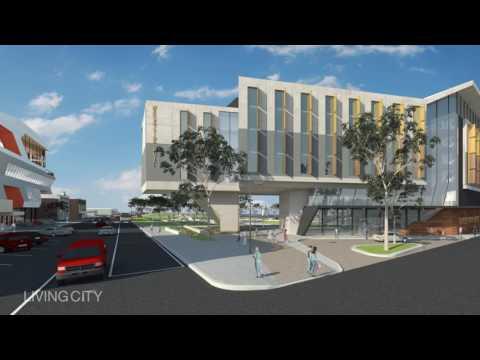 LIVING CITY Waterfront Precinct Concept Plans