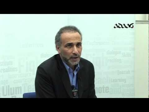 Tariq Ramadan - Islamic Ethics and Medical Sciences - Lecture 8