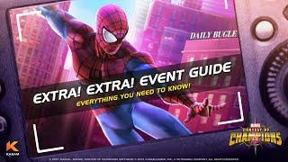 EXTRA! EXTRA! | Marvel Contest of Champions