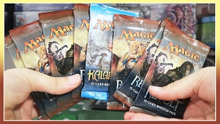 STUPID APE OPENS MAGIC CARDS FOR THE FIRST TIME