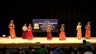 GWTS Pongal Vizha 2014 - Narumugaye Narumugayedit - Tamil Classical dance