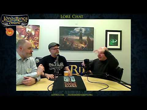 Lore Chat - Lord Of The Rings Online