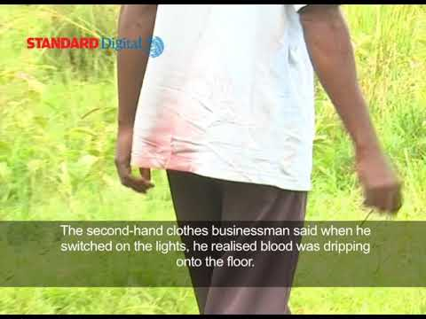 Wife counter accuses husband of chopping off his own privates parts over conjugal rights