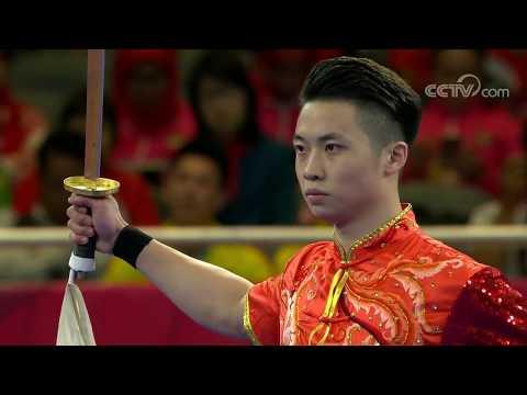 [Asian Games 2018] Wu Zhaohua (CHN) - Men's Daoshu - 1st - 9.76 -= Wushu =-