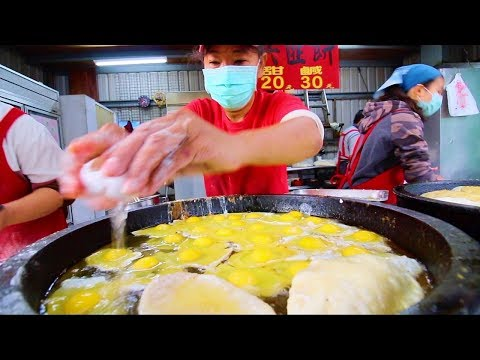 SECRET Taiwanese Street Food Revealed | UNIQUE Street Food in UNSEEN Taiwan + BEST Roast Chicken