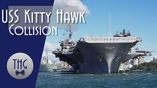 1984 USS Kitty Hawk Collision