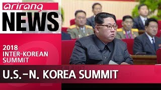 Various locations being considered for possible U.S.-North Korea summit