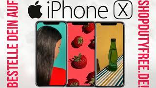 Kaufen Sie ein iPhone X bei ShopDutyFree.de