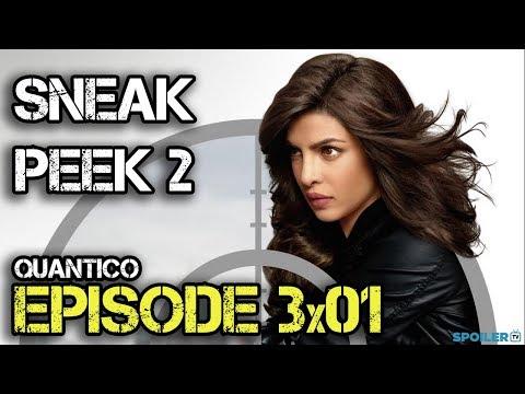 "Quantico 3x01 Sneak Peek 2 ""The Conscience Code"""