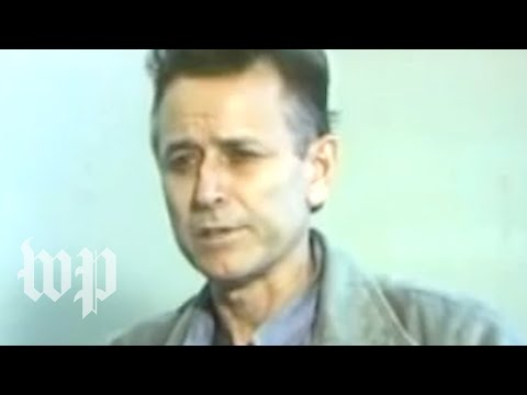 In this 1977 interview, James Earl Ray insists he was framed for King's assassination