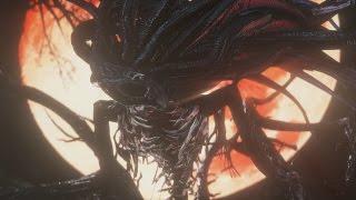 Bloodborne: Moon Presence Boss Fight (1080p)