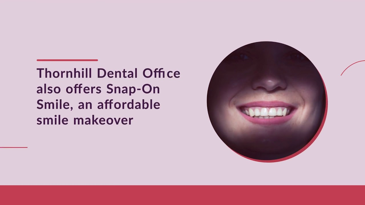 Thornhill Dental Office Announces Expanded Dentist Services - Dental Office Thornhill