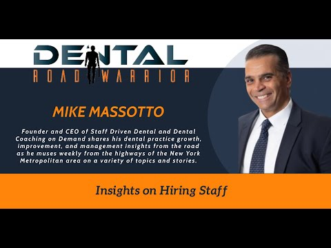 The Dental Road Warrior: Episode 30