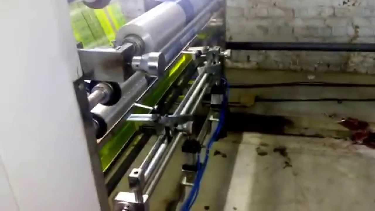 8 Colour Rotogravure Printing Machine Youtube Offset Press Diagram Gravure