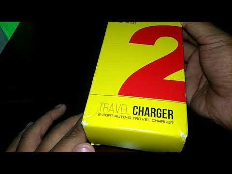 LDNIO 2.4A 2 Port Charger Unboxing | Lazada Malaysiya