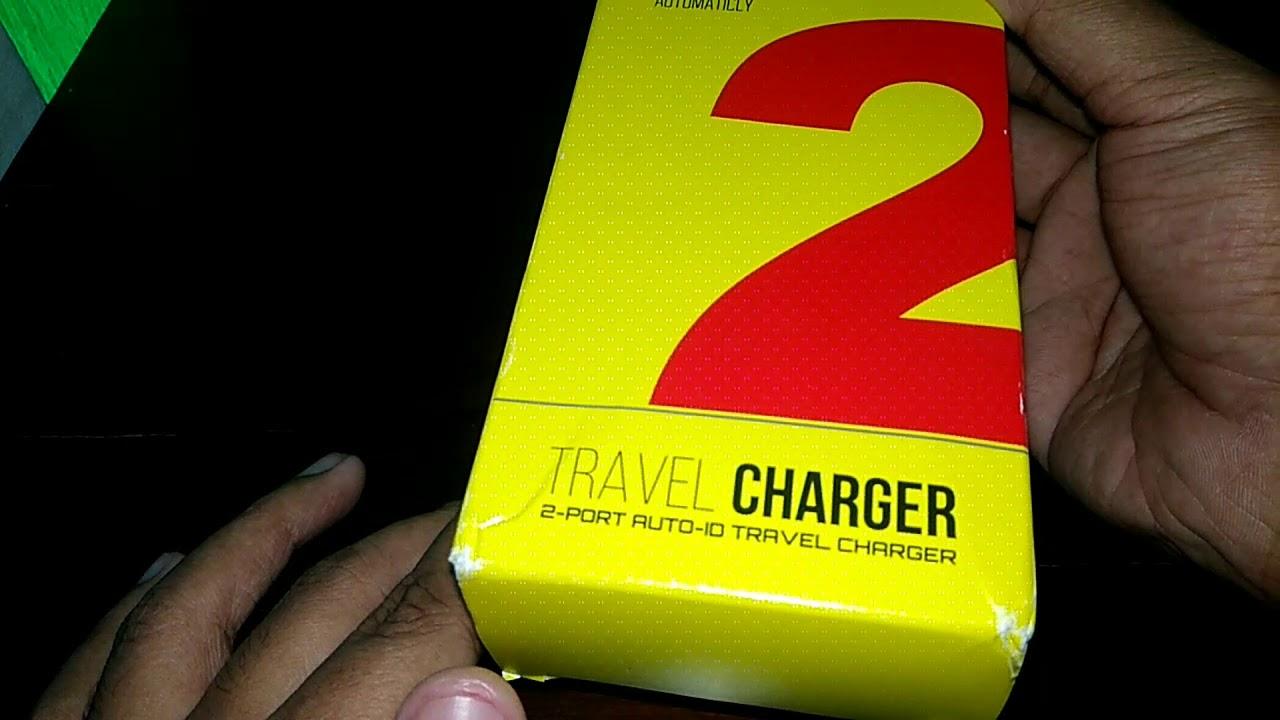 Ldnio 24a 2 Port Charger Unboxing Lazada Malaysiya Youtube Car 34a