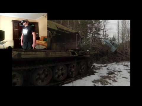 Chernobyl VR CV1 gameplay