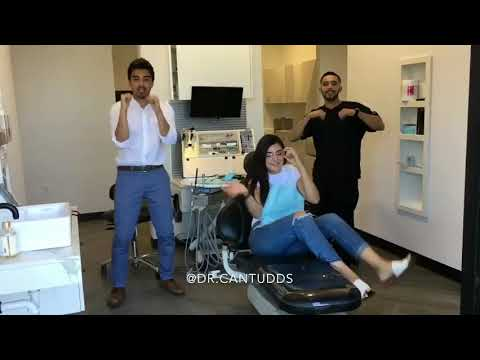 Dr Cantu's In My Feelings Challenge | Crown Dental