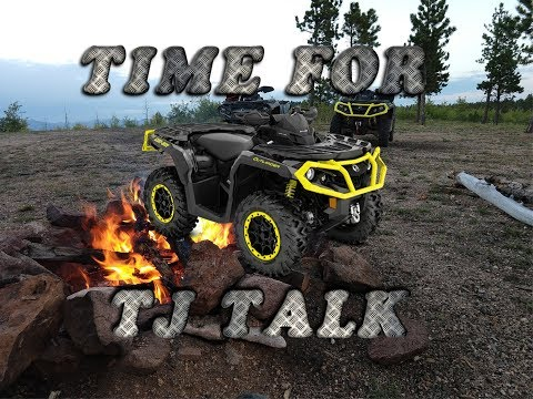 Review 2! 2019 Can-am Outlander Max XTp 1000 trail ride review