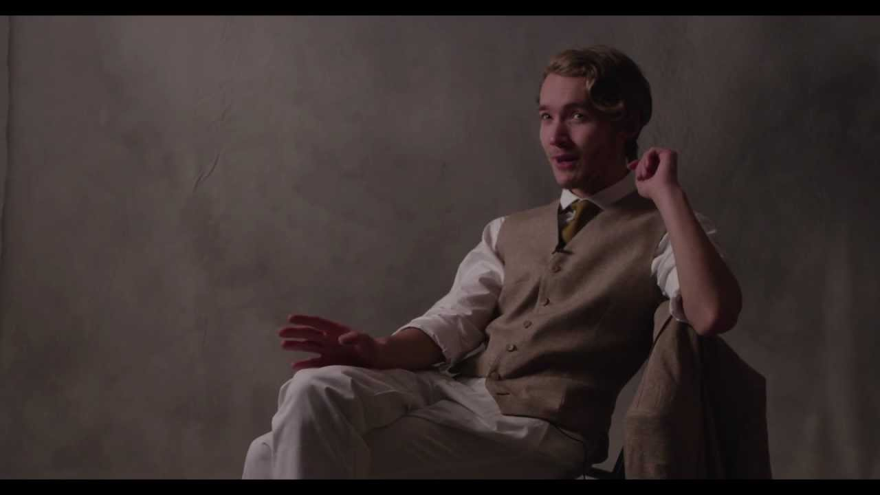 Toby Regbo Interview - The Young Thespians - YouTube