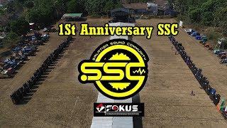 1St Anniversary SSC (Salatiga Sound Comunity)