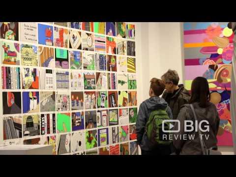 Flinders Lane Gallery an Art Gallery in Melbourne exhibits beautiful Artwork