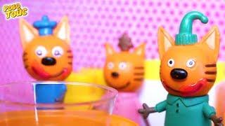 Три кота | Серия о Маме. Коржик и Варенье. Мультфильмы для детей