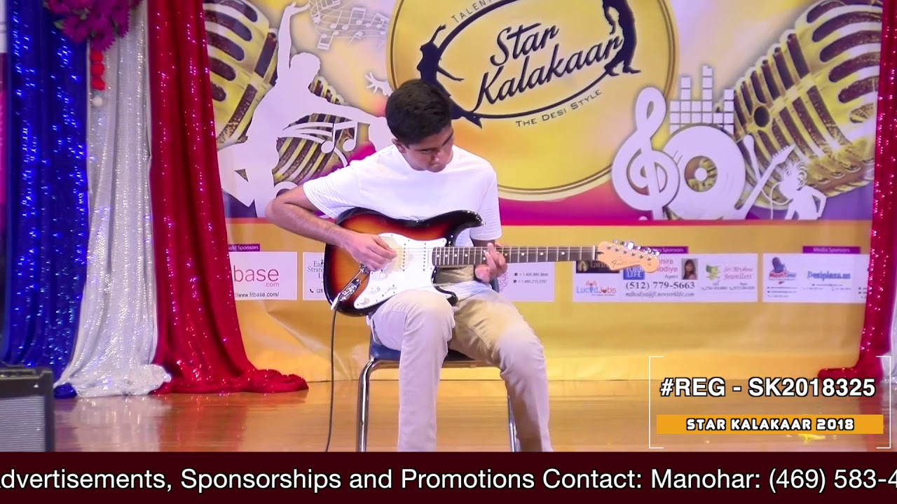 Registration NO - SK2018325 - Star Kalakaar 2018 Finals - Performance