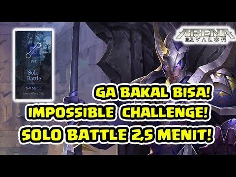 EJGaming Challenge! Solo Battle! Mission Impossible! - Arena of Valor AOV