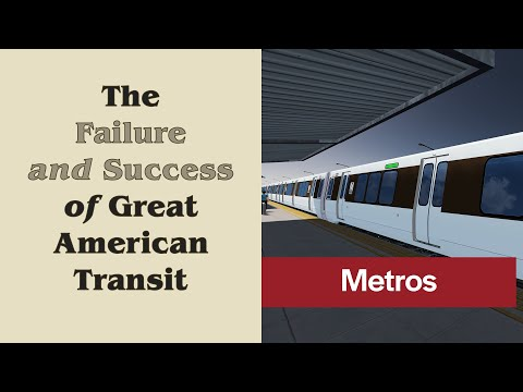 The Failure And Success Of Great American Transit   Metros