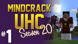 Mindcrack UHC Season 20 - Episode 1 - Team Boyz II Aurey