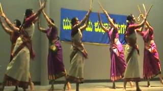 Shrithy - Dance for Classic Kannada Song