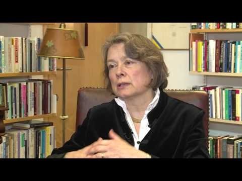 Sarah Coakley interview Lithuanian Television
