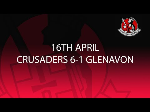 Crusaders Glenavon Goals And Highlights