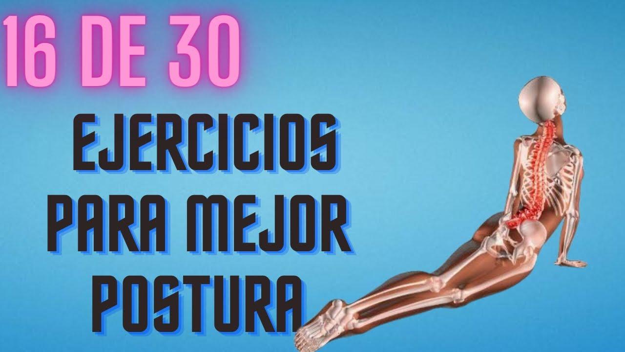Día 16/30 reto MEJORAR PSOTURA