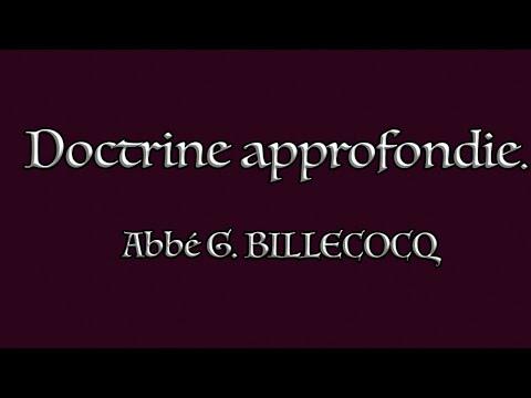 Cours 12 - L'infinité de Dieu et sa présence en toutes choses -(Q7 et 8)- Abbé G. BILLECOCQ -9/02/21