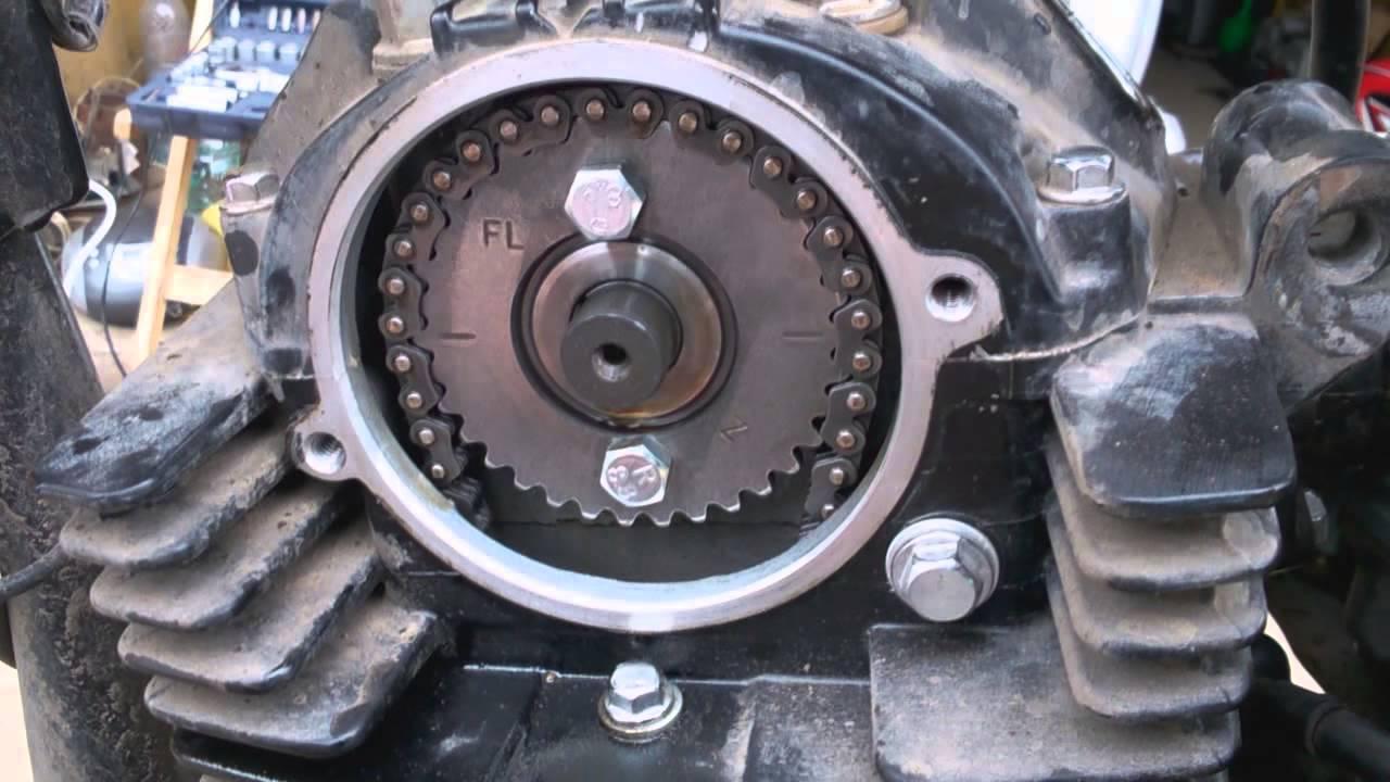 Регулировка клапанов на Ирбис TTR250r
